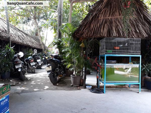 Sang Quán Cafe Võng thoáng mát