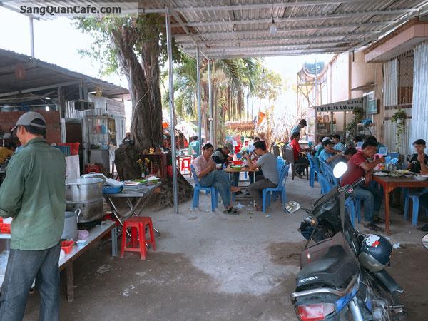 Sang quán cafe võng và cơm trưa ngay cổng KCN Nam Tân Uyên