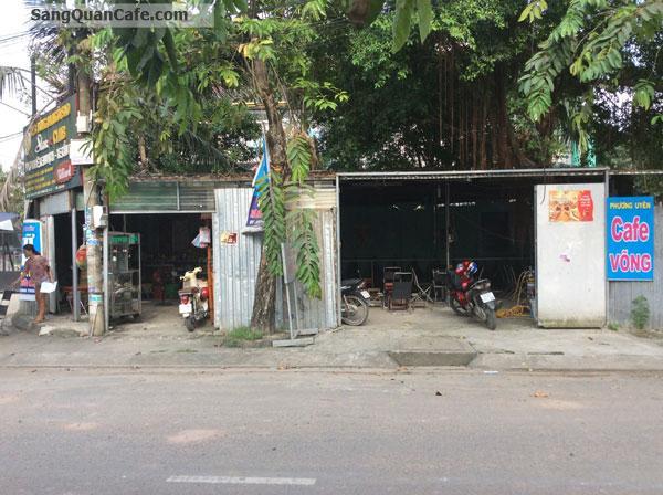 Sang quán cafe võng và tiệm tạp hoá