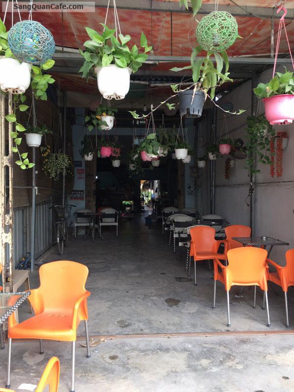 Sang quán cafe võng vị trí đẹp Bình Chánh