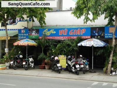 Sang quán cafe Vũ Giáp quận 12