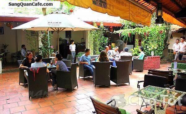 Sang quán Cafe vườn + cơm trưa văn phòng