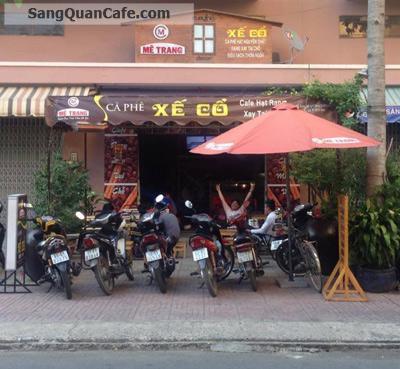 Sang quán cafe Xế Cổ - Mê Trang Q.8