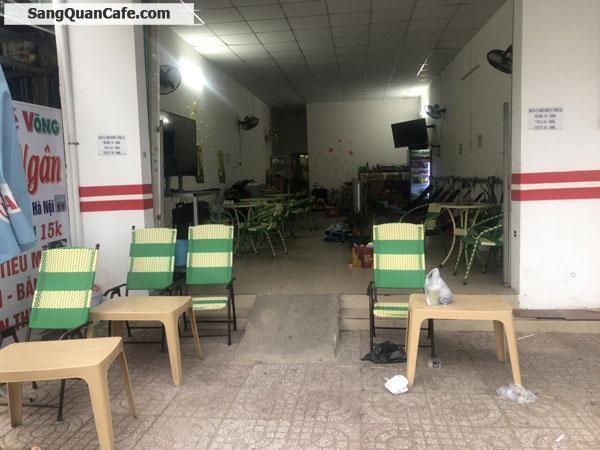 Sang quán cafe xéo cổng bệnh viên Nhi Đồng mới