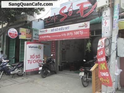 Sang Quán Cafe Xổ Số Tự Chọn Kiểu Mỹ quận 7