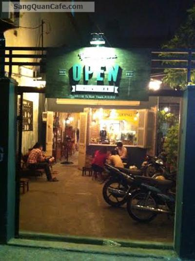 Sang Quán Cafe131/20 Tô Hiến Thành.P.13. Q.10