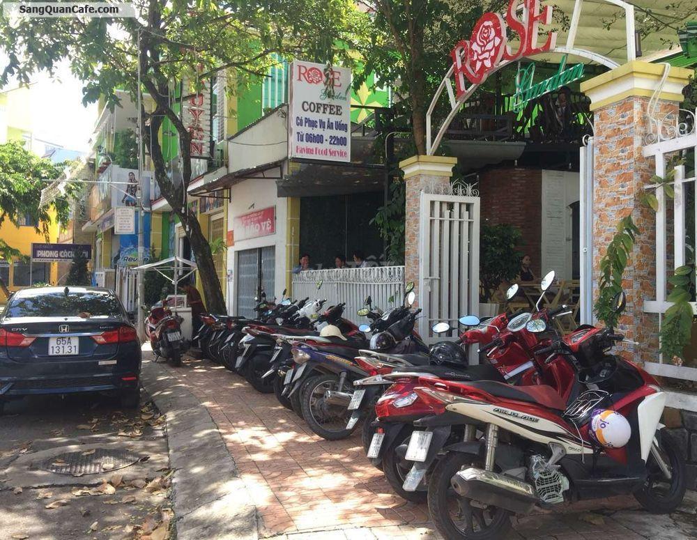 Sang quán coffee 150m2 Quận Ninh Kiều, Cần Thơ