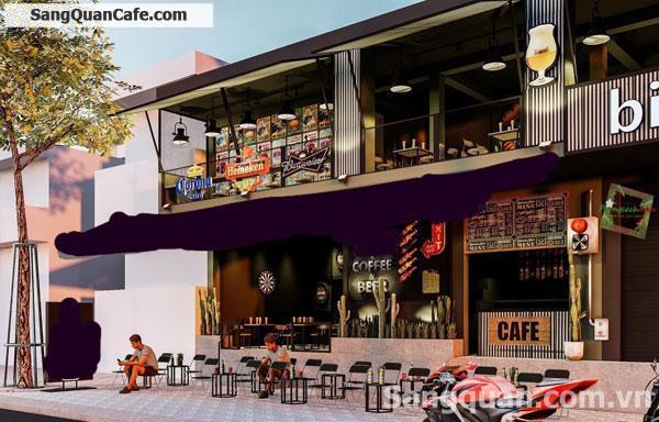 Sang quán Coffee - Beer vị trí đắc địa