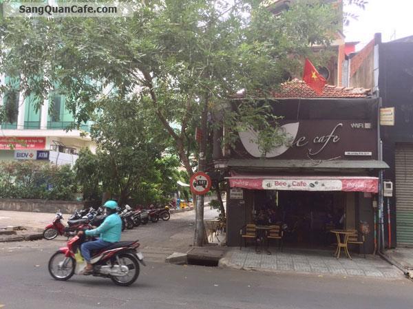 Sang Quán Coffee đang kinh doanh tốt Khu Cư Xá Lữ Gia.
