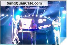 Sang Quán Coffee DJ BIN Club đường Cây Trâm