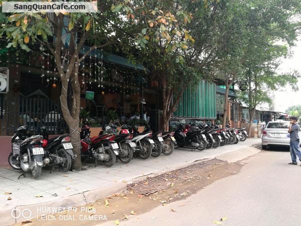 Sang Quán Coffee Đông khách quận 12