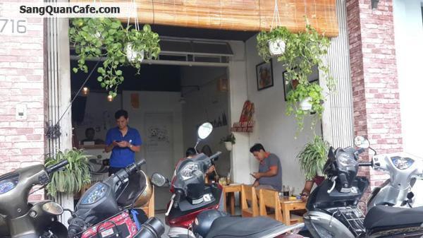 Sang Quán Coffee đường Lê Đức Thọ