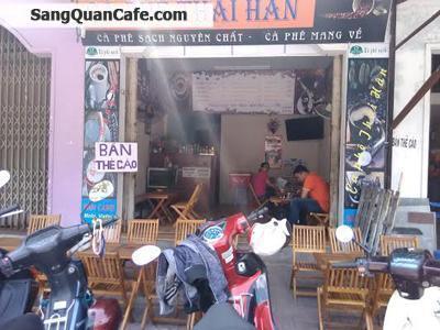 Sang quán coffee đường Tại Quang Bửu