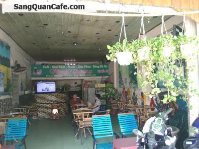 Sang quán coffee đường Tô ký