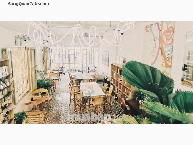 Sang Quán Coffee đương Võ Văn Tần