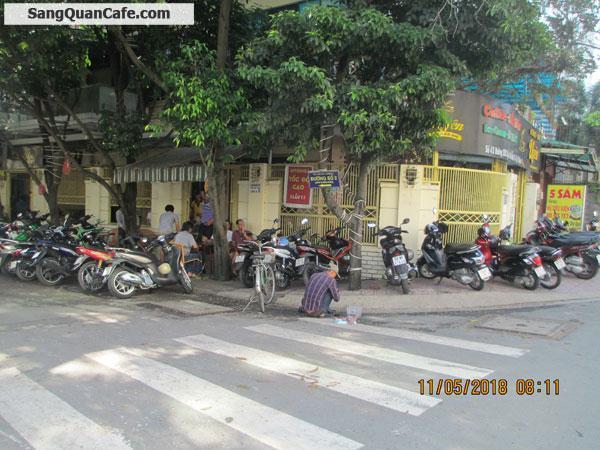 Sang Quán Coffee Góc 2 Mặt Tiền quận 8