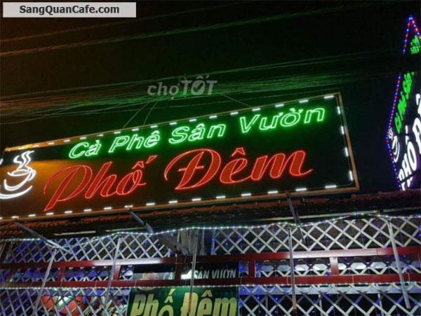 Sang quán coffee Hóc Môn