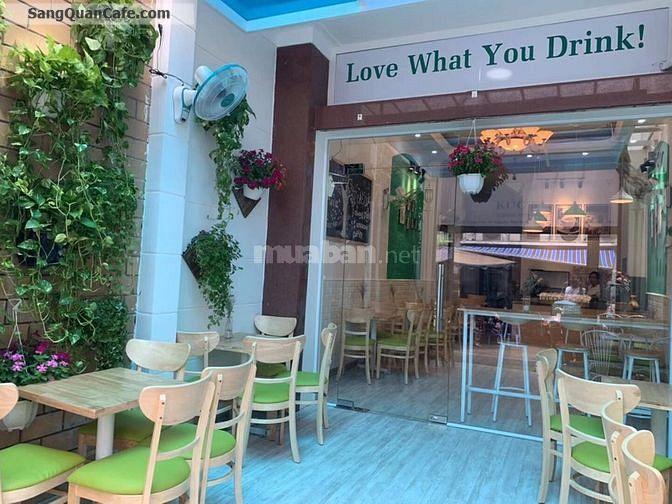 Sang Quán Coffee Khu Văn Phòng Trung Tâm Quận 1