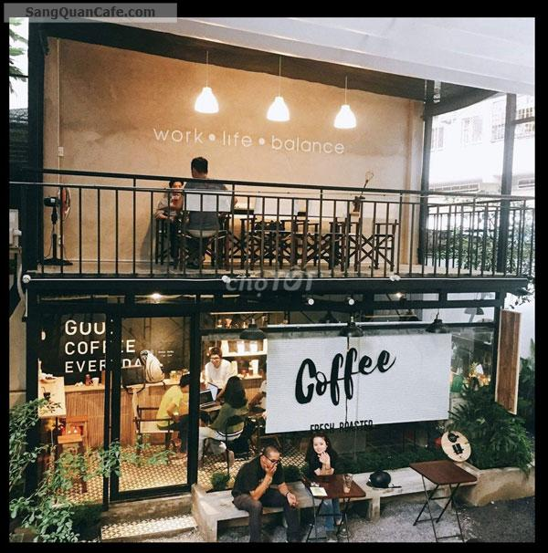 Sang quán coffee kinh doanh 1 Quận Bình Thạnh 40m²