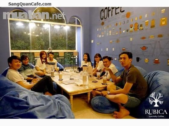 Sang quán Coffee mặt tiền khu trung tâm Cà phê Miếu Nổi Bình Thạnh