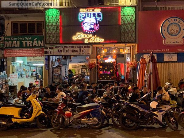 Sang Quán Coffee ngã tư Trần Hưng Đạo & Nguyễn Văn Cừ