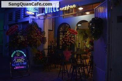 Sang quán Coffee - Pub - Lounge