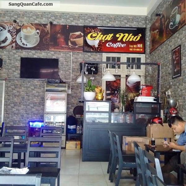 Sang Quán Coffee quận 12