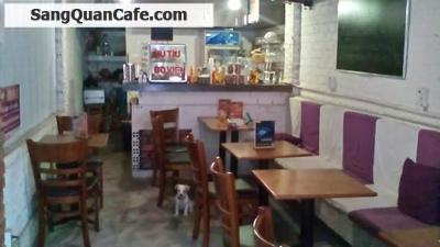sang quán Coffee shop quận 5