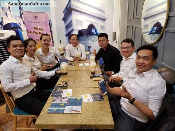 Sang quán Coffee trà sữa MT Trương Quốc Dung