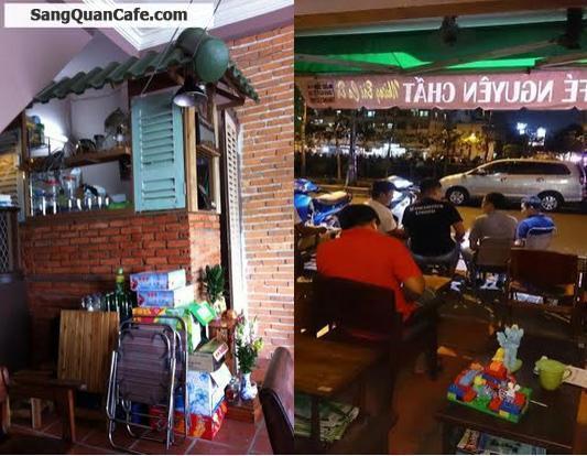 Sang quán Cối cafe bờ kè Hoàng Sa Quận 1