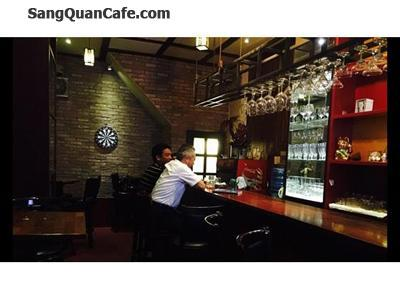 Sang quán counter Bar Quận 1