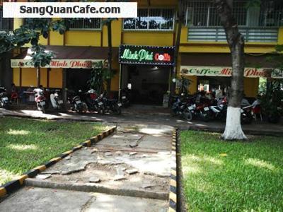 Sang quán gấp cafe Minh Phú