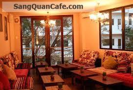 Sang quán Geisha cafe & Dining House quận 1