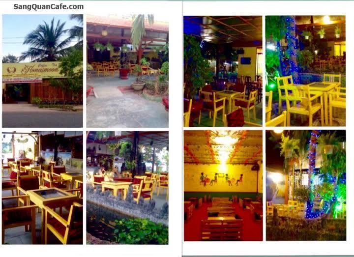 Sang quán hoặc thuê quán CAFE ở Xuyên Mộc - Bà Rịa Vũng Tàu