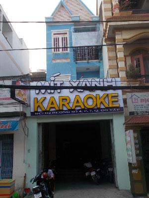 Sang quán karaoke D2, ĐS 4, P.7, Q.Gò Vấp