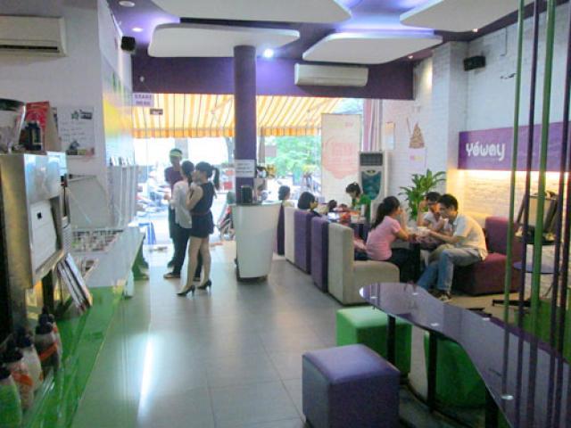 Sang quán cafe nhà hàng quận 1