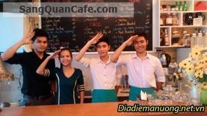 Sang quán Kem, cafe Quận Phú Nhuận
