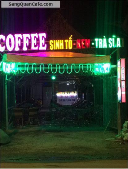 Sang quán nhậu Cafe mặt tiền  Lã Xuân Oai