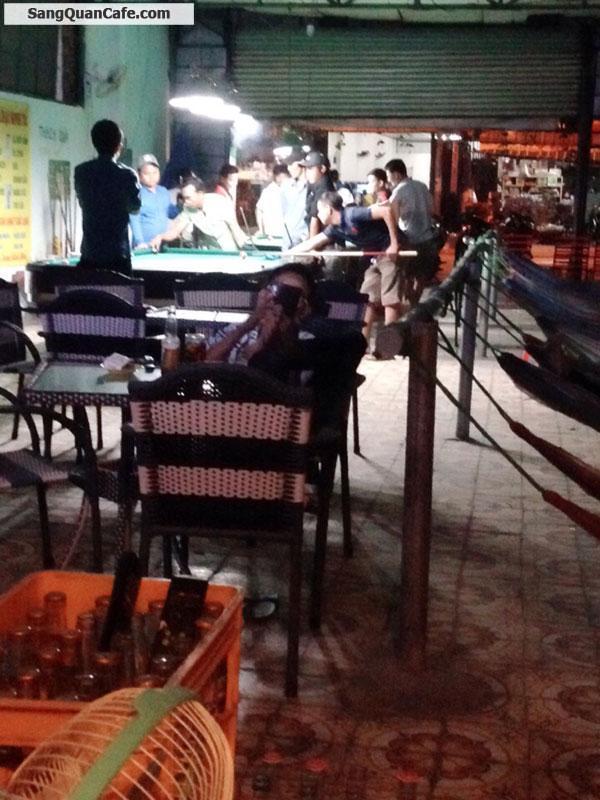 Sang quán quán cafe võng, bida tại Bình Dương