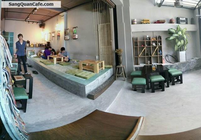 Sang quán rất đẹp tại khu cà phê phường 5, Q. 8