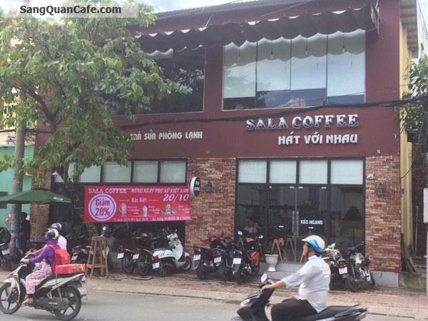 Sang quán Sala Cafe Mặt tiền 12 mét
