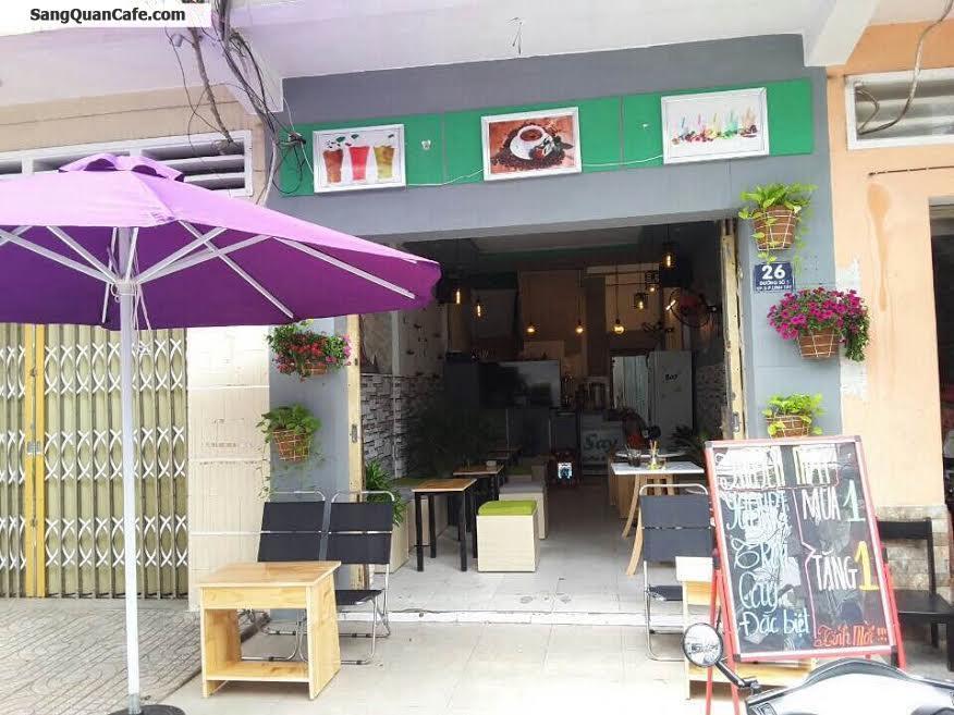 Sang quán SAY coffee & tea khu 301