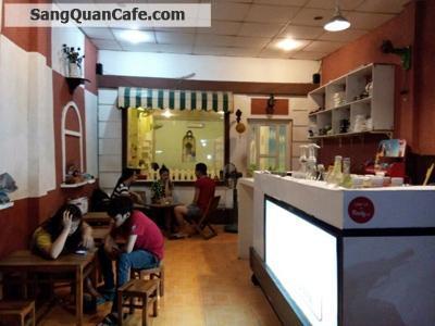 Sang quán trà sữa Cafe + thức ăn vặt  quận Gò Vấp