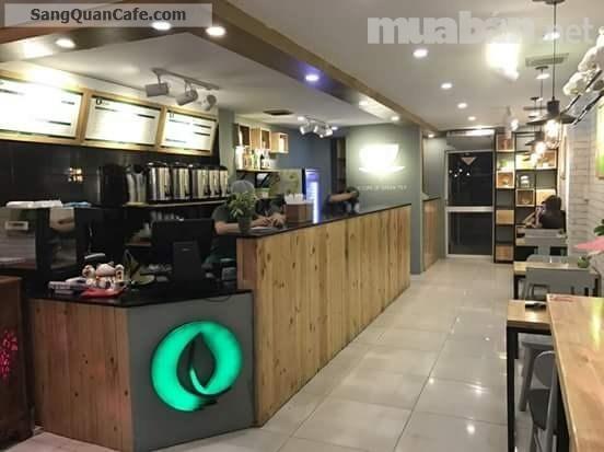 Sang quán trà sữa, Cafe Quận Tân Bình.