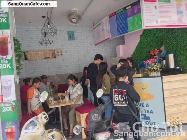 Sang quán Trà sữa Quận Tân Bình