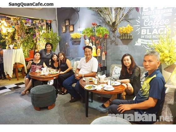 Sang Quán và Thương Hiệu BD Florist Coffee