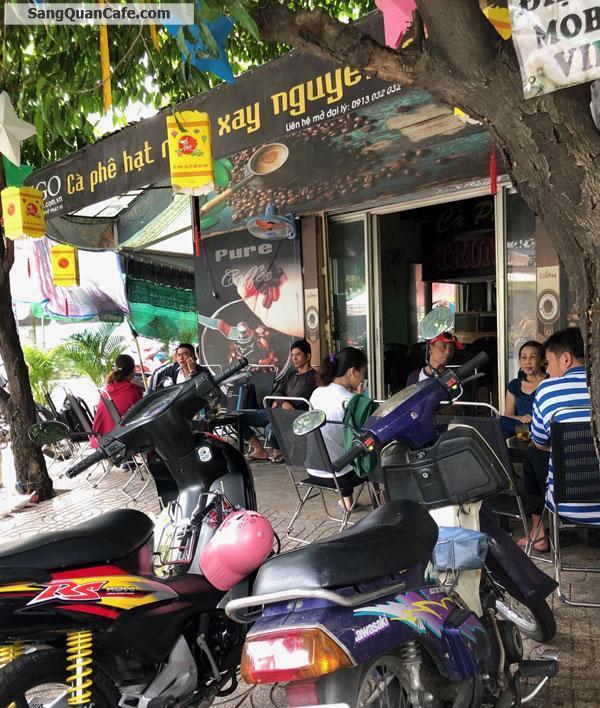 Sang quán xafe Góc 2 Mặt Tiền