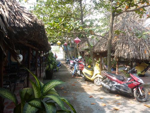 Sang quáng cafe 129 Hồ Văn Tư, P.Trường Thọ, Q.Thủ Đức