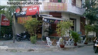Sang quans cafe đường Man Thiện quận 9