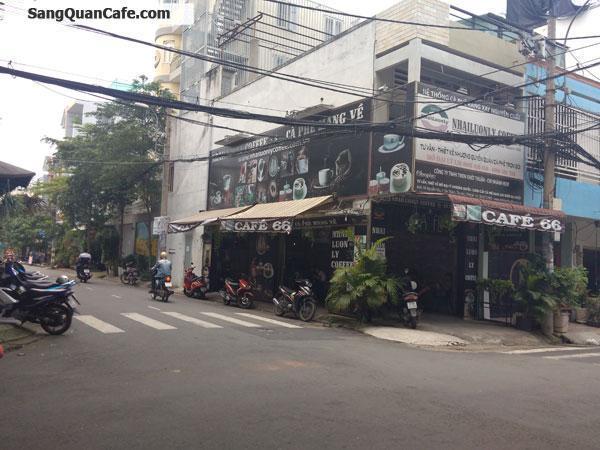 Sang quásn cafe napoly 2 mặt tiền quận Tân Phu